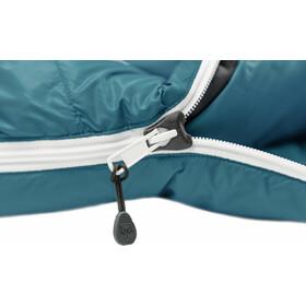 Grüezi-Bag Biopod DownWool Subzero Comfort Sacco a pelo, blu